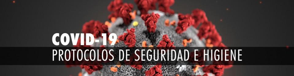 MEDIDAS DE SEGURIDAD E HIGIENE COVID-19